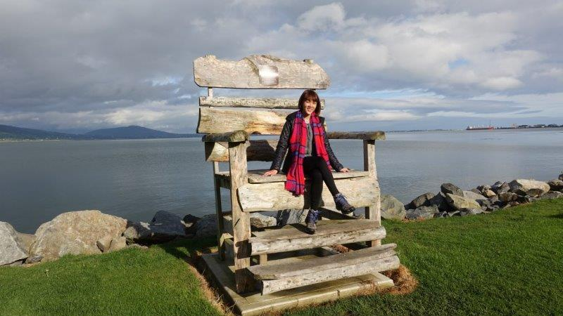 Queen of the North - Spotting leprechauns in Leprechaun Park - Ancient ireland carlingford