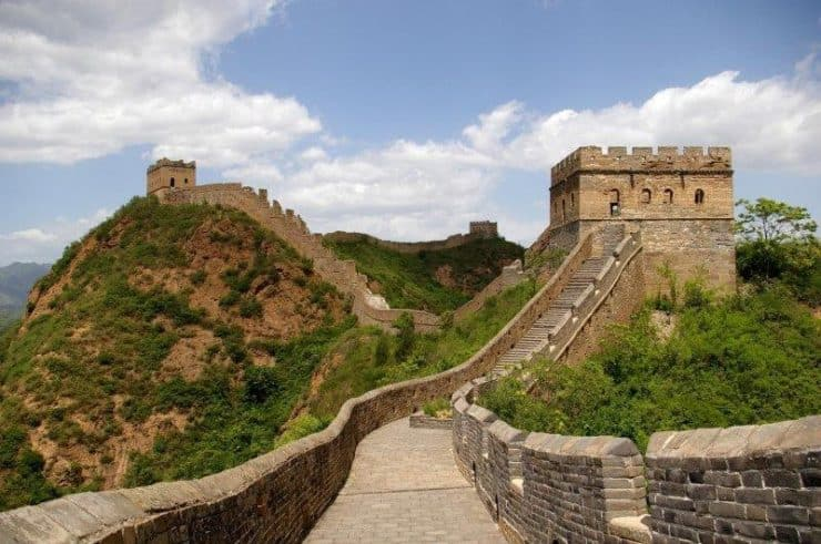 Great wall of china - Beijing | top cities to visit in china