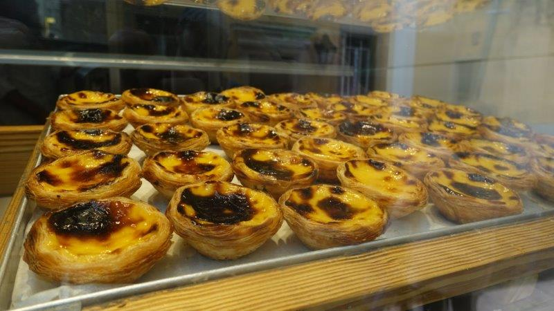 The absolutely amazing egg tarts of Portugal - pastel de nata