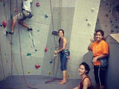Camp 5 Climbing Gym in Kuala Lumpur