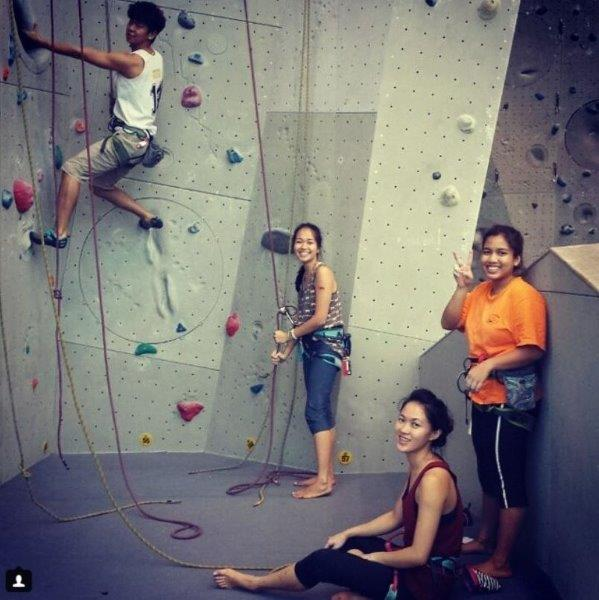Camp 5 KL   Kuala Lumpur Rock Climbing Gym