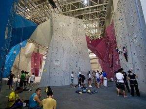 Putra Jaya Challenge Park | rock gyms in malaysia