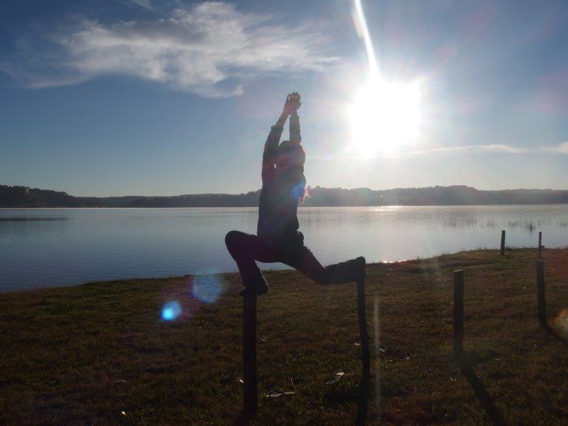 Sunrise yoga | Travel Yoga