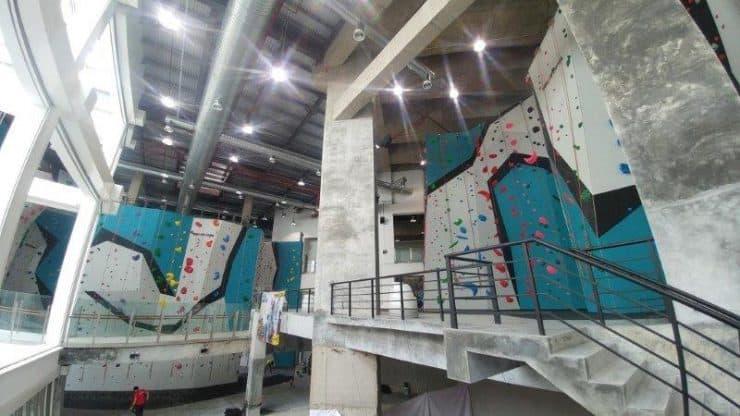 Johor Bahru Camp 5 | rock gyms in malaysia