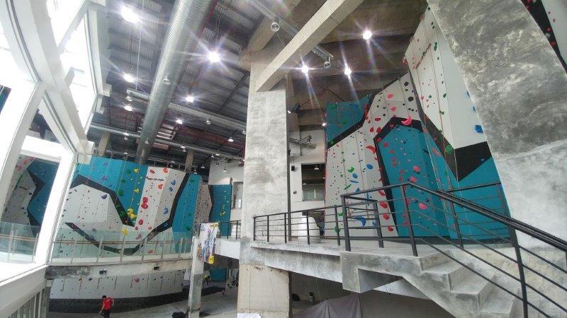 Johor Bahru Camp 5   rock gyms in malaysia
