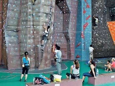 Sabah indoor climbing centre | | Malaysia Rock Climbing Gyms