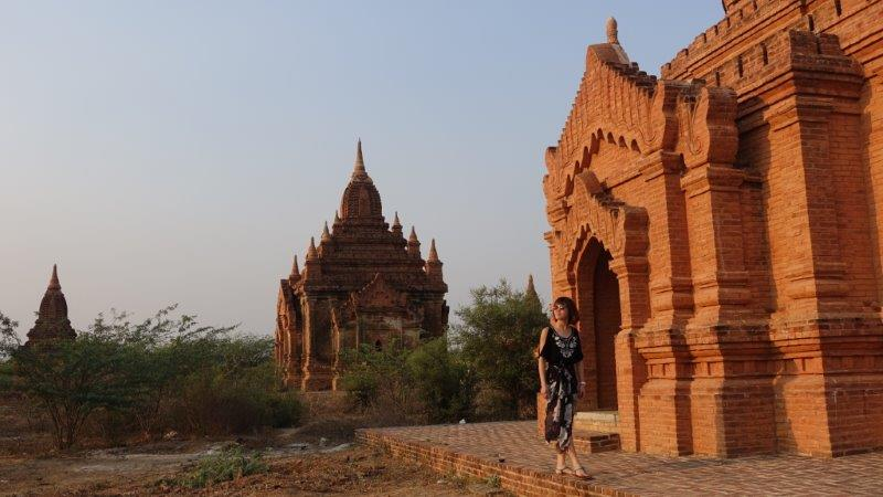 Bagan Pagodas and Stupas | Explore Myanmar, just less than 2 hours from Thailand.