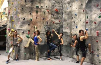 Top 6 Indoor Rock Climbing Boulder Gyms of Bangkok City
