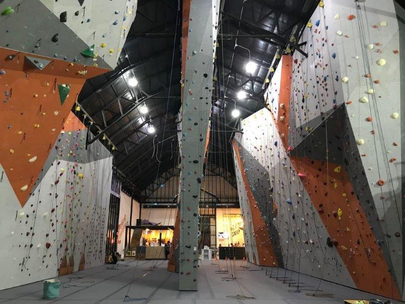 Indoor Rock Climbing Bangkok Gyms - Visit one today!