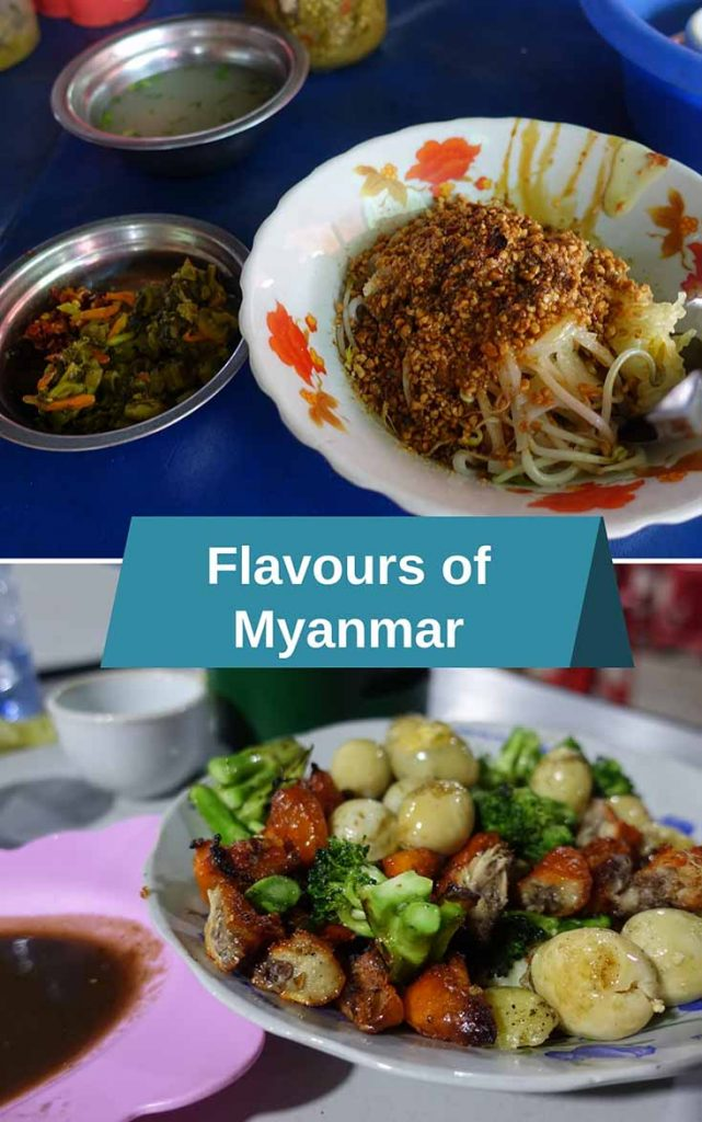 Flavours of Myanmar  | Bagan Myanmar Hot Air Pagodas and Temples