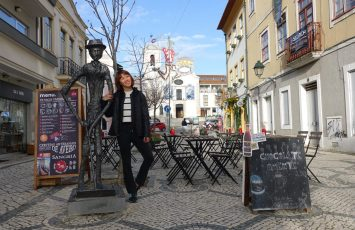 O little town of Aveiro - Calm and Canels