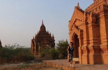 Mysterious Myanmar - Beautiful Bagan and its Balloons