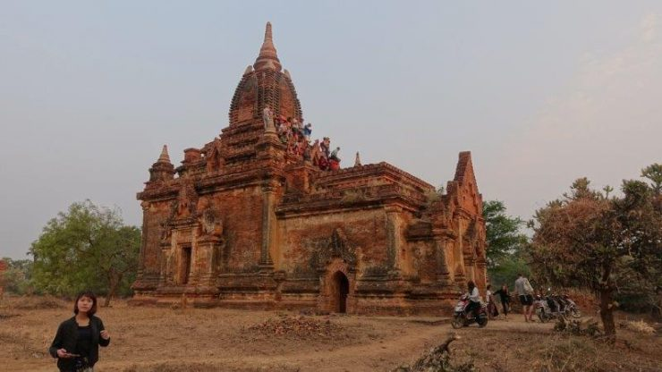 Watch the sunrise from these 1-2 last remaining pagodas left | Changes in Myanmar Tourism Policies