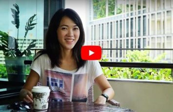 Lydia Yang Video Interview about Lydia Scapes