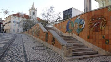 Street Art and Graffiti in Aveiro