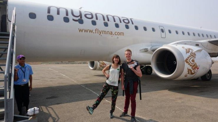 See the best of Myanmar with Myanmar national airlines | Myanmar Tourism featuring Bagan and Inle lake