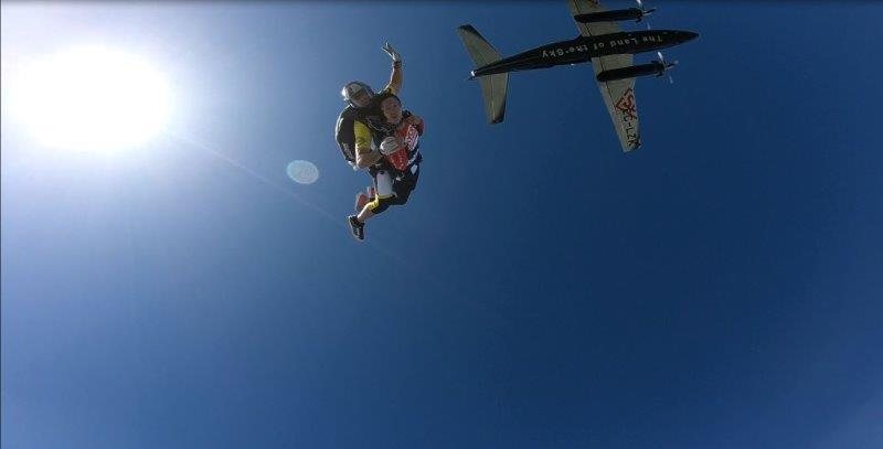 Fly through the skies at SkyDive Empuria Brava in Spain | Tandem Sky Diving in Costa Brava