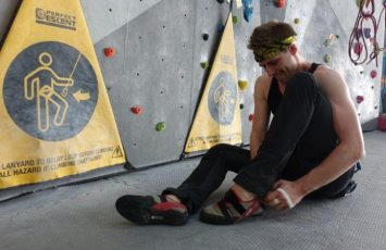 How to Start Indoor Lead Climbing- Private Courses Available