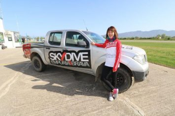 Join me at SkyDive EmpuriaBrava