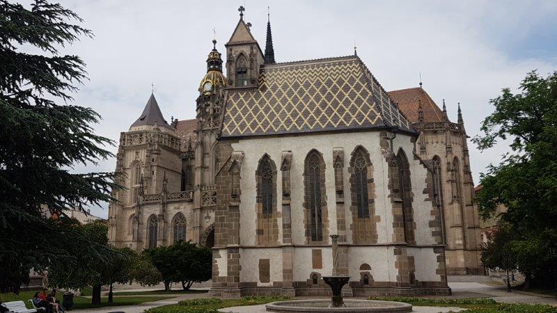 Explore the City of Kosice