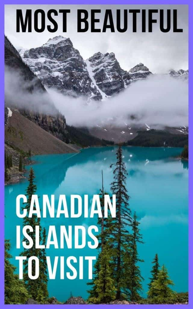 Top and most beautiful Canada Islands to explore and hike