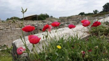 Historical sites of Troy
