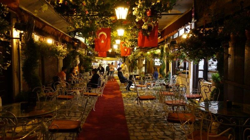 Streets of Safranbolu at night | Live Local Turkish Music and Traditional Instruments in Turkey