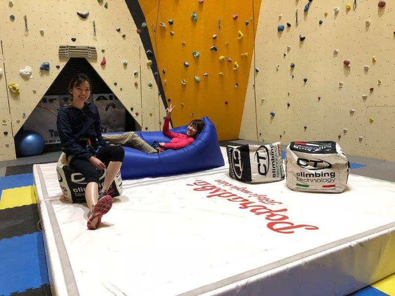 Rock Climbing / Abseiling at the highest indoor gym in Europe, WoodRock
