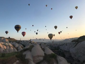 Discover Cappadocia's Captivating Charm & Alluring Underground Caves