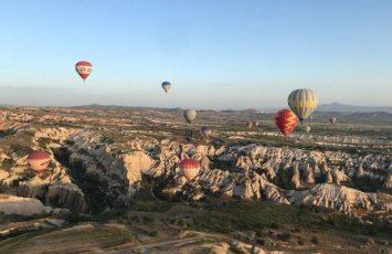 Skies of Cappadocia