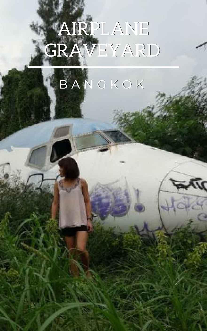 Exploring the Airplane Graveyard hidden in Bangkok