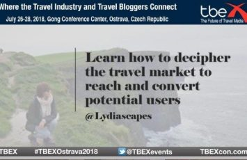 TBEX Ostrava - Lydia Yang Session Slides ( Travel Insights and Luxury Hotel Industry Trends)