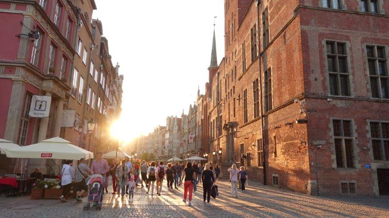 Sunset in the Tricity | Things to Do in Poland
