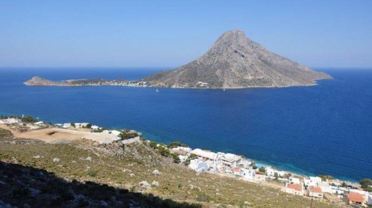 Sea view at Kalymnos | Kalymnos Climbing Crack