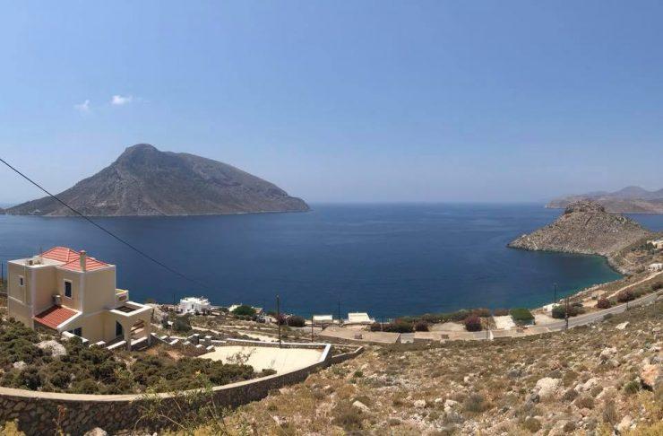 Rock Climbing at  Kalymnos Island Greece