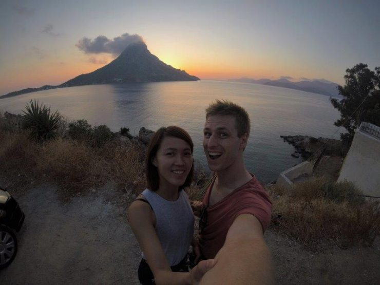 Special memories of my 30th birthday spend in this beautiful island of Kalymnos