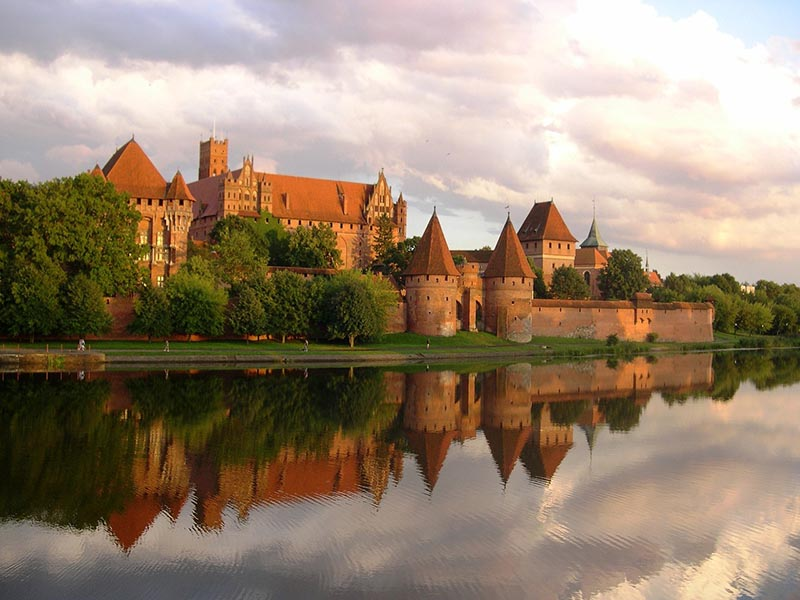 Malbork Castle | Day Trips from Tricity