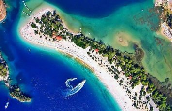 Oludeniz on the Turquoise Coast