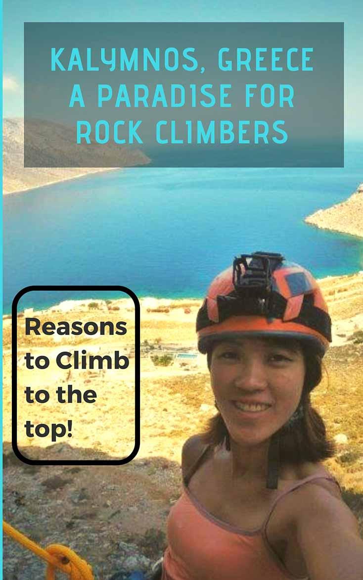 Kalymnos, Greece – The Europe Island Paradise for Rock Climbers