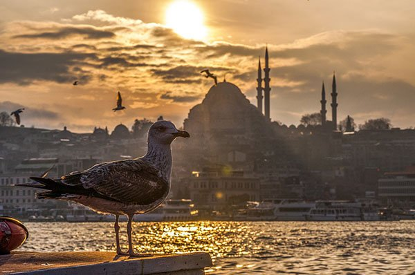 Best Girl Trip Vacations in Istanbul, Turkey