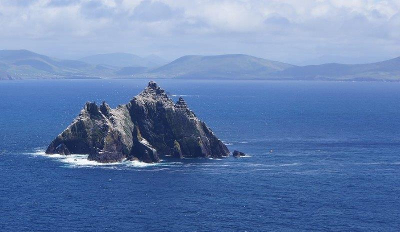 Skellig Michael, Ireland | Star Wars Locations