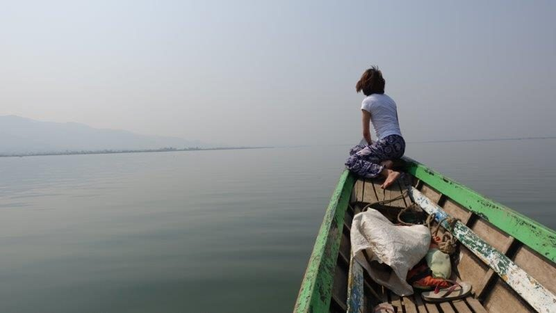 Immerse and Introspective at Inle Lake