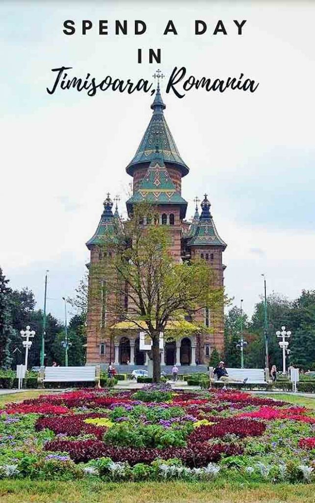 spend a day in TImisoara
