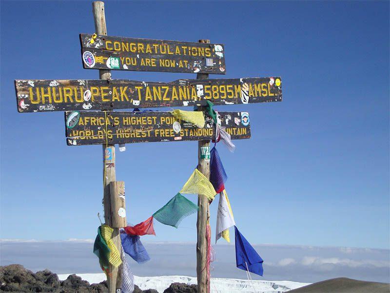Mountain Kilimanjaro Tanzania