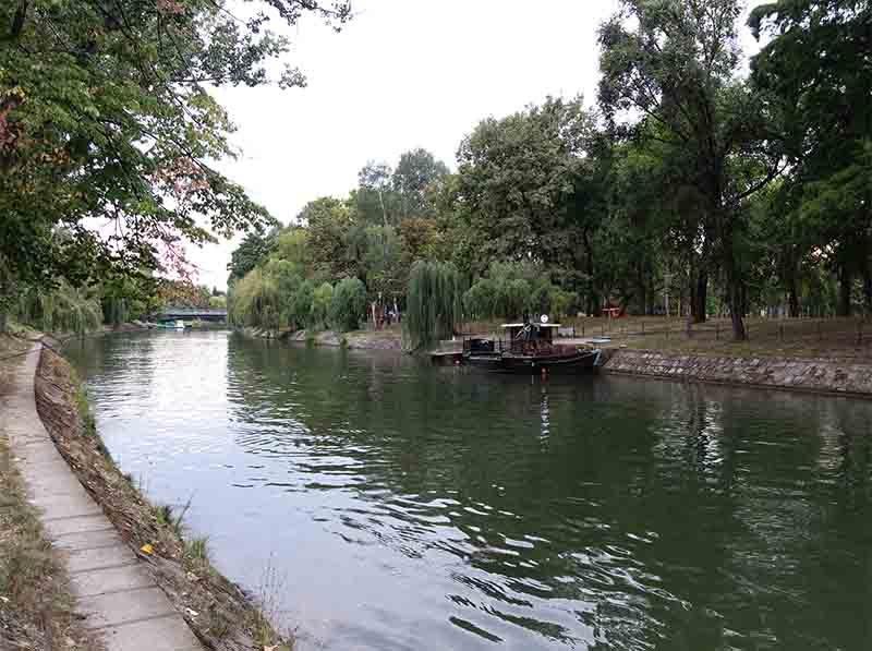 The River Bega
