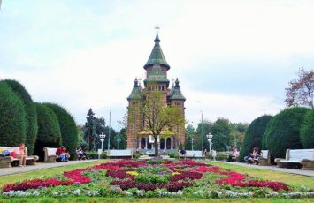 Timisoara - Boat Rides, Walks and a Touch of Nostalgia