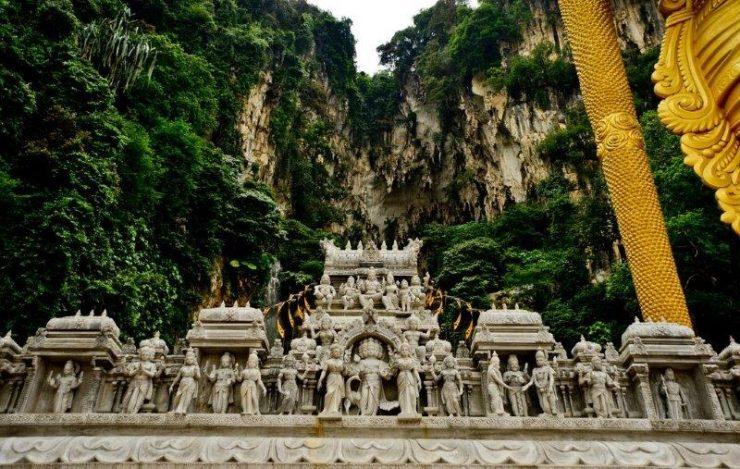 Batu Caves Kuala Lumpur Rock Climbing Malaysia