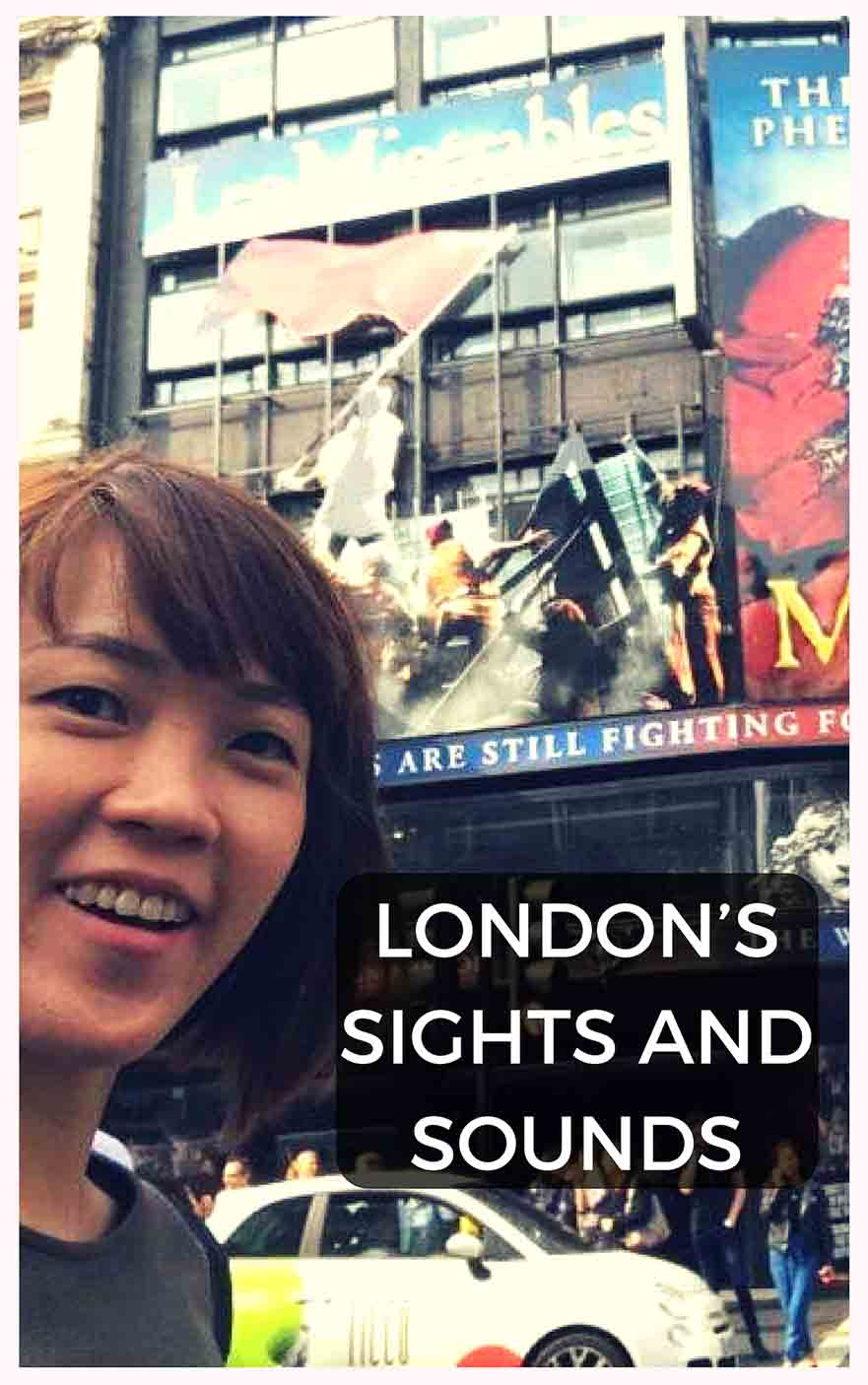 London\'s Sights and Sounds - The Glitzy Theatre Scene and West End Musicals