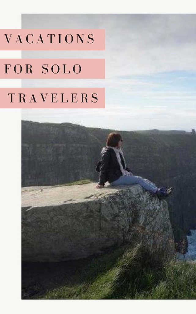 Top Vacation Destinations for Solo Travellers | Best place to travel by yourself
