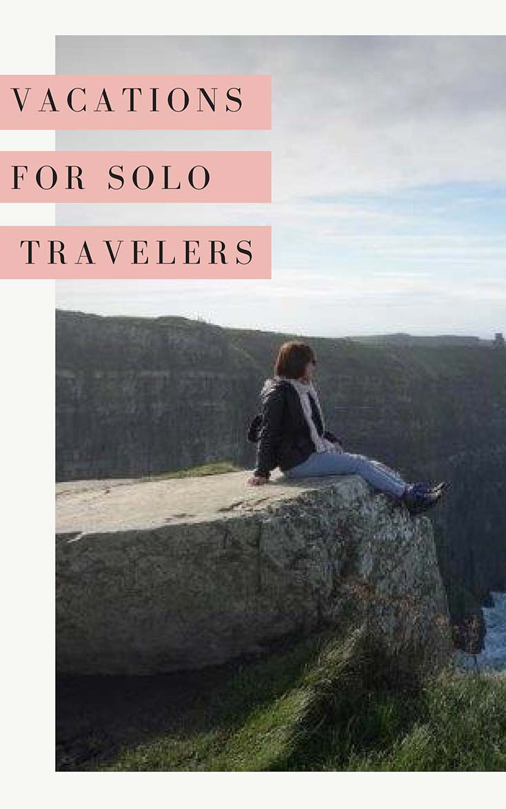 Vacations to Take Alone –  Top 7 Destinations for Solo Travel in 2020